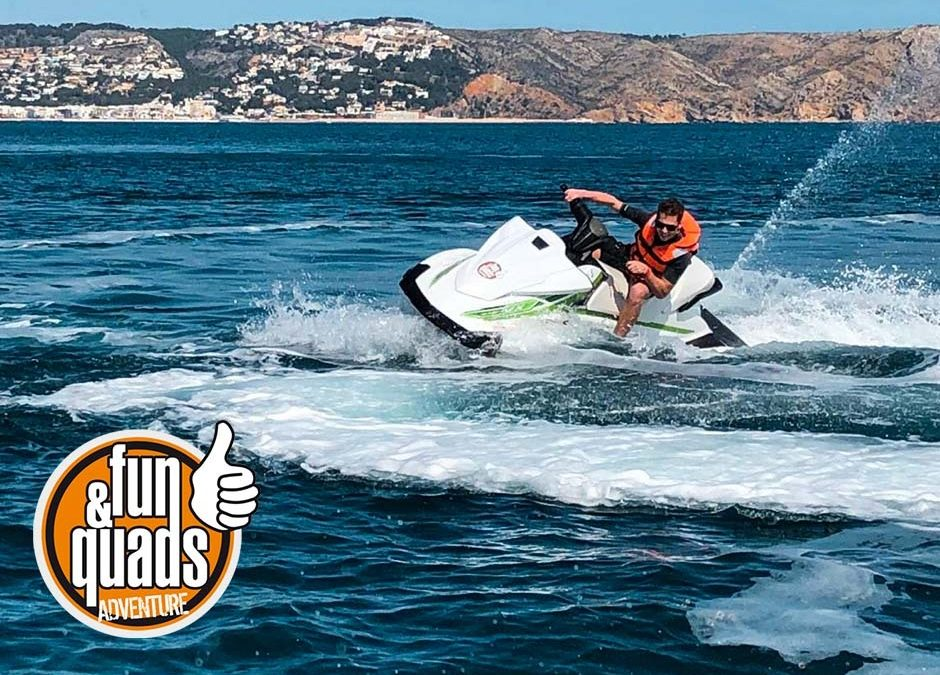 Normas de seguridad para excursiones en moto de agua